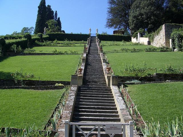 Due giardini un tour boboli e bardini guided florence tours - I giardini di palazzo rucellai a firenze ...