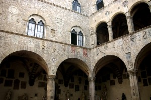 cortile bargello